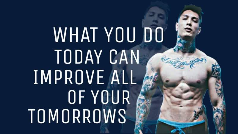 Chris Heria motivation