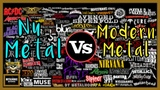 Nu Metal Vs Modern Metal