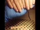 маникюр и выравнивание ногтевой пластины✌