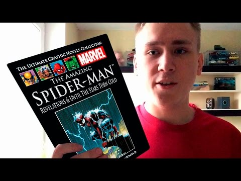 Комикс-видосик Ивантоса (Удивительный Человек-Паук (продолжение ашет №1)) Hachette Collection №48
