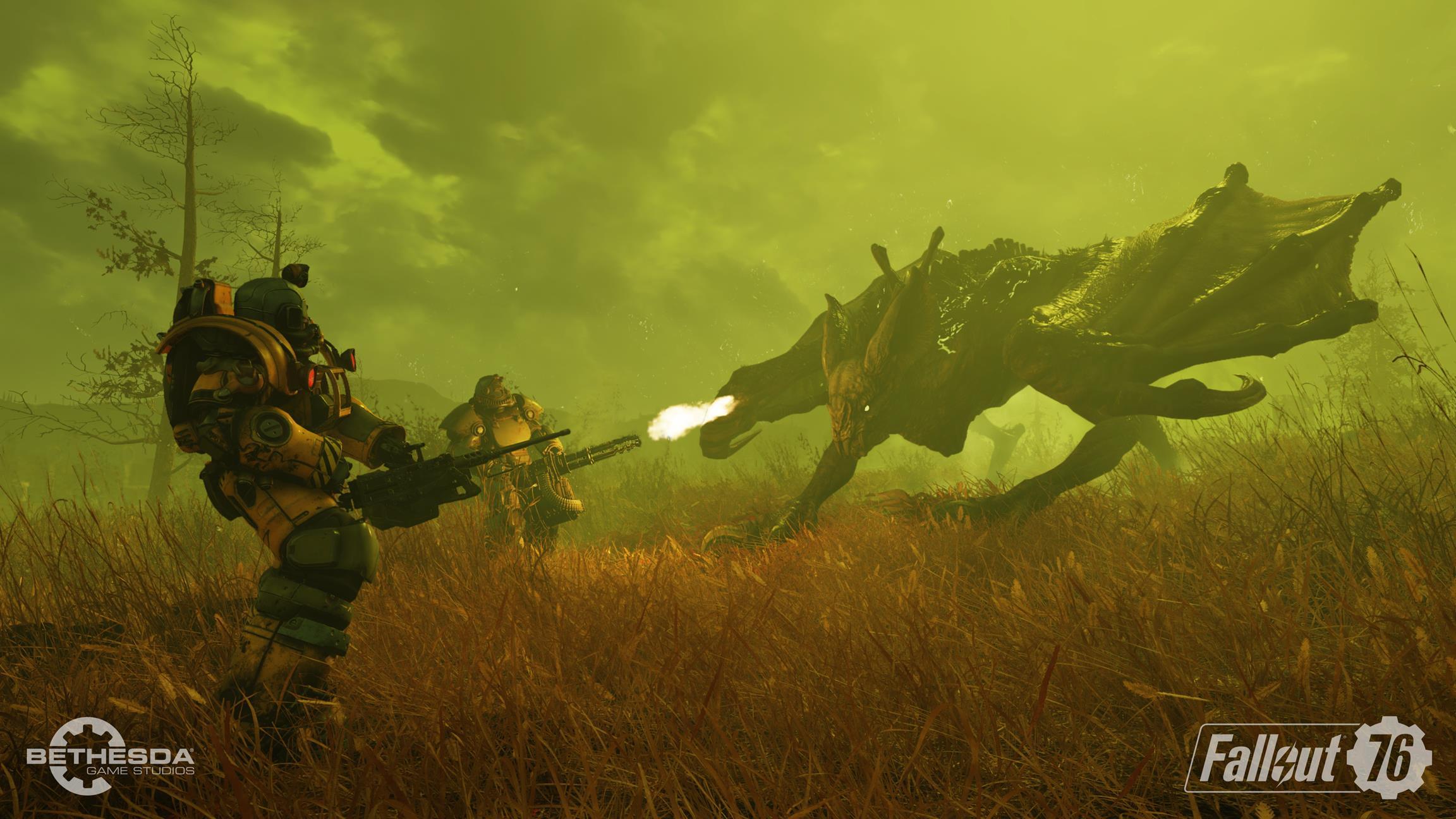 Новые скриншоты Fallout76