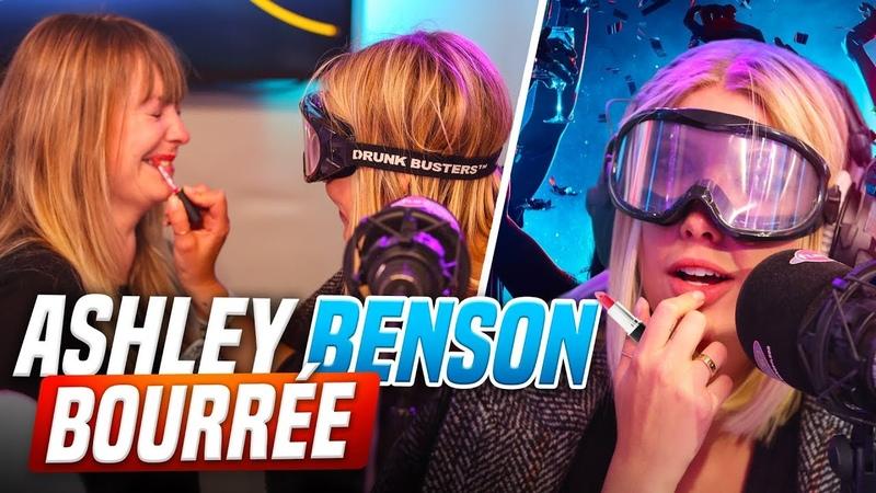 ASHLEY BENSON MAQUILLE ANNE SO, BOURRÉE 😵🔞 - Marion et Anne So