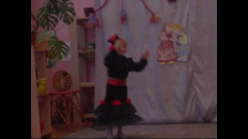 Юрий Морозов, Кристина Шорина: Танец тореадора .