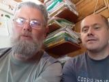 Прямая трансляция. Интервью со спонсором проекта Купольный Дом Вегетарий. Андрей Шураков