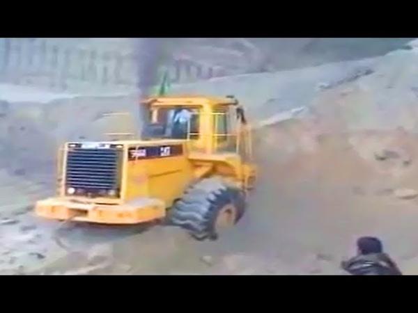 Wow! Amazing Incredible Wheel Loader Truck Fails Skills