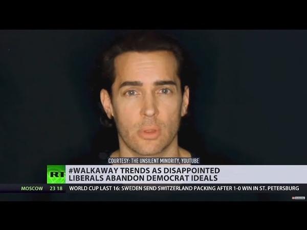 'Phony liberalism' Walkaway campaign founder urges to abandon Democrat ideals