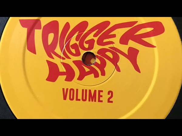 Trigger Happy Volume 2 ep - Track 4 - From vinyl, recorded at 3 pitch