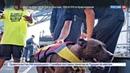 Новости на Россия 24 5 месяцев в Тихом океане пассажирок сломавшейся яхты спас годовой запас овсянки