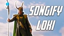 The Ballad of Loki: Songify the Avengers