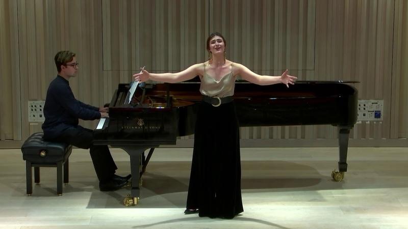 G.Rossini La Promessa from Serate Musicali