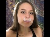 Dallas Kelley_ I love inhales Using my @alurvapor Slik bc its