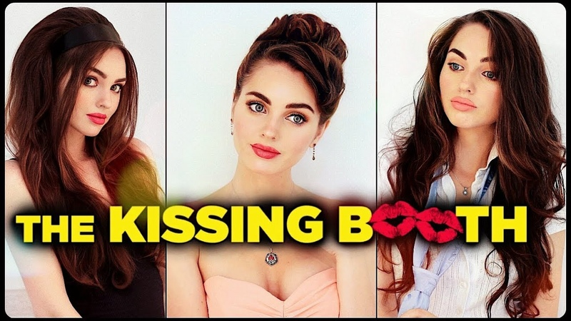 ELLE EVANS The Kissing Booth Hairstyles!