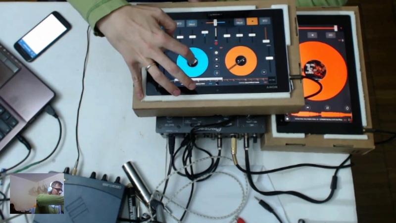 Диджеинг на андроид - зашквар или футуризм? Стрим в группе Fun For DJ