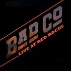 Альбом Bad Company Live At Red Rocks