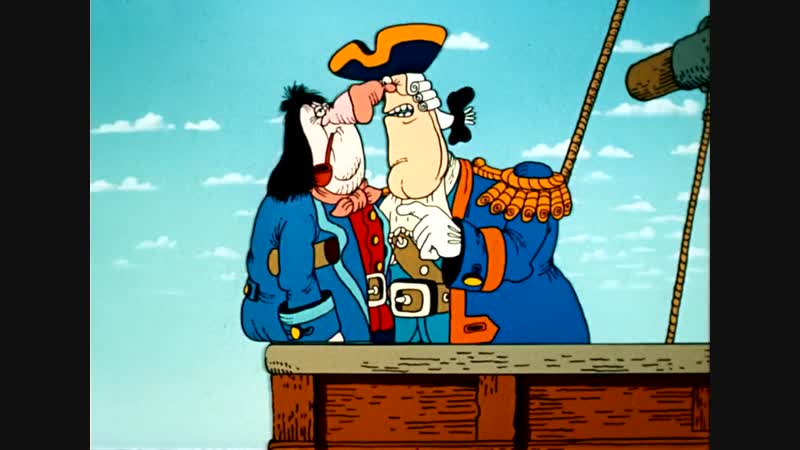 КиноVечер Остров сокровищ. Фильм 2. Сокровища капитана Флинта.1988