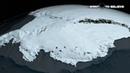Нечто сотрясает Антарктиду