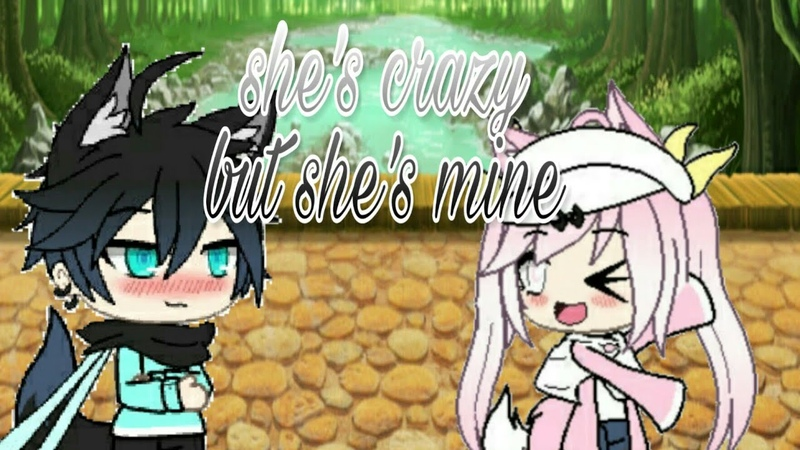 She's crazy but she's mine||GVMV||Gachaverse|| inspired by Rinny pandi