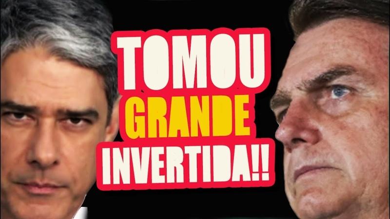 Após video de SUZANO Bolsonaro responde falácias da GLOBO e o povo aplaude