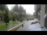 Ул. Навагинская. Потоп. 15.07.2018