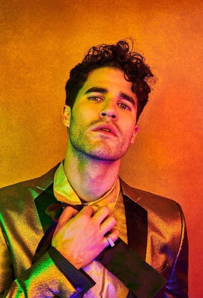 Darren Criss Entertainment Weekly, 2018