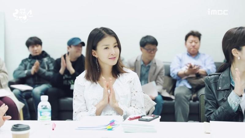 《Making》 Рискованный роман. Прощальное интервью Чжи Хёну и Ли Си Ён