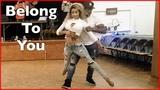 Sabrina Claudio - Belong To You ft. 6lack Remix Brazilian Zouk Dance Carlos &amp Fernanda da Silva