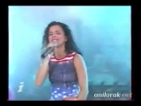 Ани Лорак - Дождь для нас (Таврйиские игры - 2001)