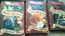 Моя коллекция книг Котов-Воителей. Не судите строго, первое видео.