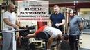 СТАТОДИНАМИКА Упражнение на мышцы разгибатели позвоночного столба