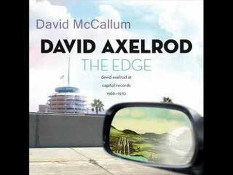 David McCallum - The Edge