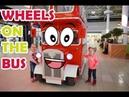 Wheels on the bus детская песенка про автобус 0