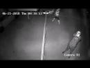 Пьяные подростки совершили вооруженное нападение на антиванадальный шлагбаум