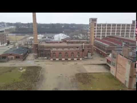 Abandoned Textile Factory Found System