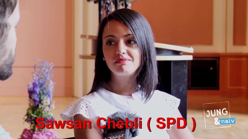 Sawsan Chebli (SPD) -Muslime die keinen Bock haben auf Deutschland und das System und Integration