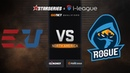 EUnited vs Rogue map 2 Nuke StarSeries i League S7 NA Qualifier
