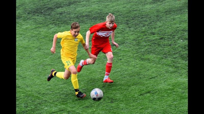 СШ Новосибирск Спартак 2004 - - СШ по футболу 2005 г. Краснодар