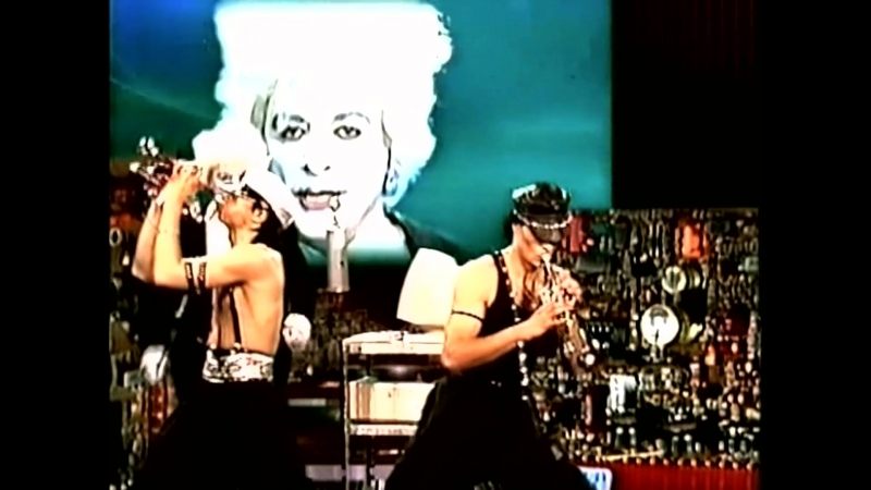 641) Silicon Dream - Marcello The Mastroianni 1987 (Genre Synth Рop) 2018 (HD) Excluziv Video (A.Romantic)
