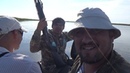 Рыбалка на поверхностные на мелководье Щука трвянка Котловой окунь