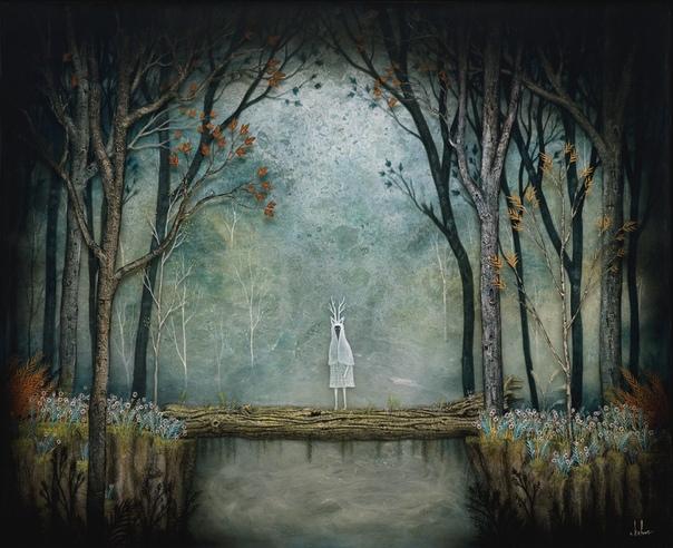 Этой осенью в Кавказском биосферном заповеднике снимут красивый, весёлый и яркий мистический фильм «Белая».