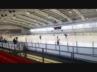 Большой хоккей в Муравленко. Муравленковский