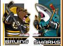 Boston Bruins 🆚 San Jose Sharks