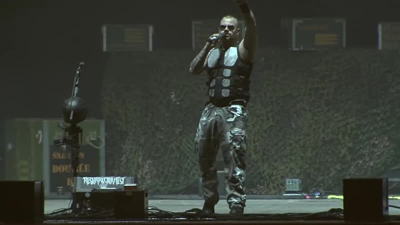 Sabaton - Live at Resurrection Fest EG 2017 [Full Show]