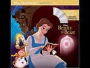 Disney Beauty and the Beast Read-Along Storybook I Little Ones Story Time Video Library