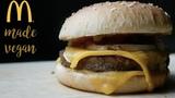 McDonald's Quarter Pounder remake Veganized