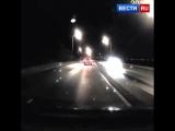 Падение метеора в Австралии