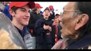 Viral Video Shows MAGA Hat Wearing Teens Harassing Native American Vietnam Veteran News Today