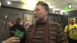 группа НОМ клуб Театр интервью с Артемием Троицким вп1