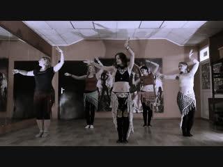 Stellamara - Seven Valleys | Tribal fusion routine by Dasi ya