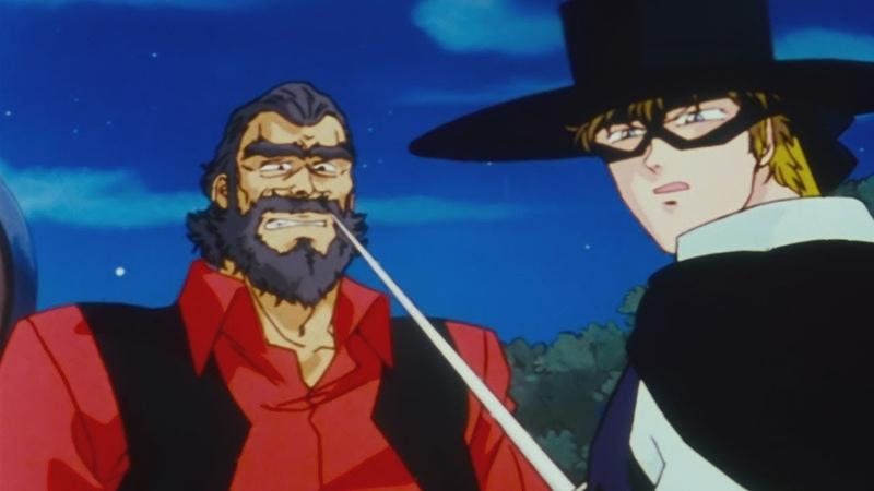 Легенда о Зорро серия 2 The Legend of Zorro - RU