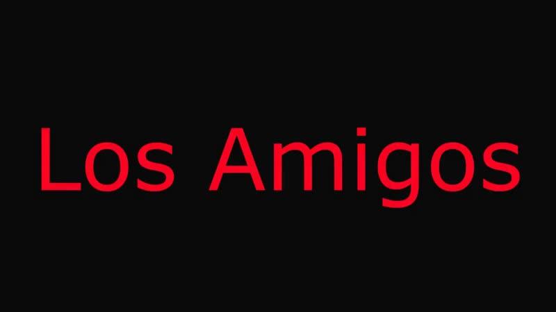 Лос амигос ДР музыкальное лнто